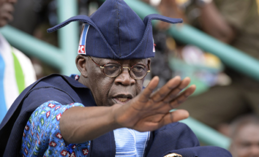 Tinubu begs Edo voters: Please reject Obaseki — he's a dictator