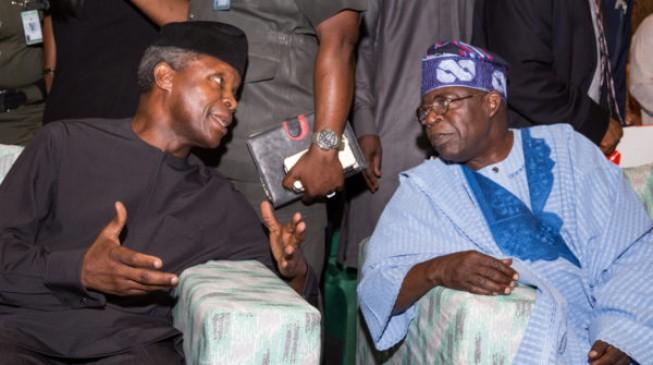 Tinubu writes Osinbajo: High office didn't take away your humility