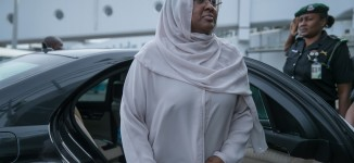 Aisha Buhari attacked us inside Aso Rock, says Mamman Daura's daughter