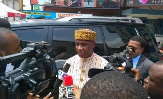 It's time to stop criticising Jonathan's govt, says Amaechi