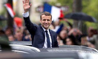 Tony Elumelu Foundation to host Macron in session with 2000 entrepreneurs