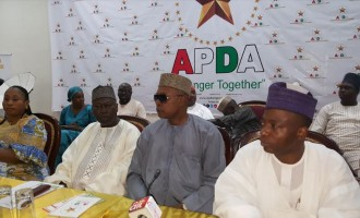APGA asks INEC not to register APDA