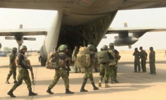 NAF: We restored peace in Gambia… how can we support coup?