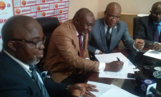Nigerian FA Cup signs 5-year sponsorship deal with Aiteo Group