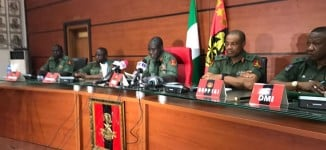 Shake-up in army, generals redeployed