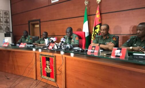 Shake-up in Boko Haram war, top military commanders replaced