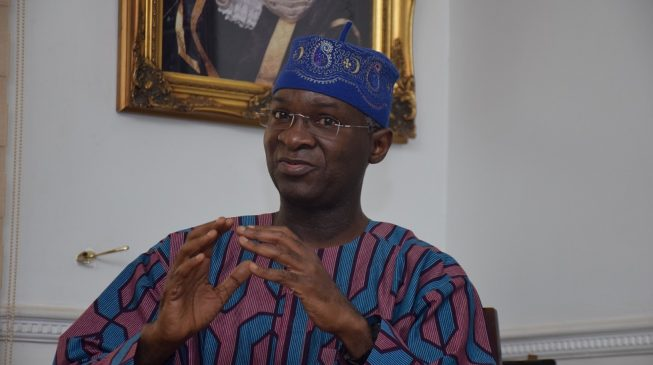 Fashola should be 'denied access to generator'