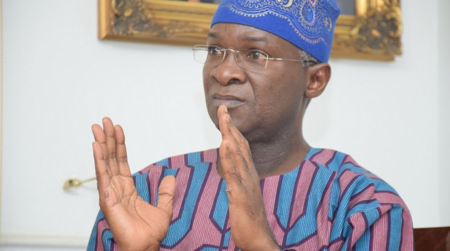 I was misquoted on situation of roads, says Fashola