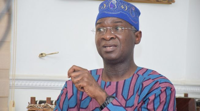'We can't divert $600m that doesn't exist' — Fashola speaks on Mambilla power project