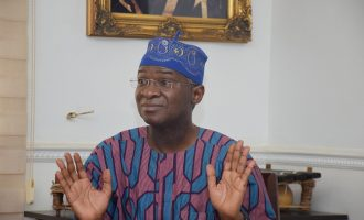 'Don't link me to your non-compliant flight' — Fashola tackles Executive Jets CEO