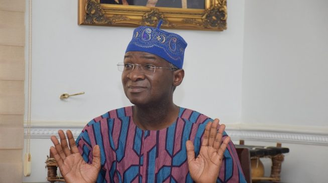 I didn't inflate contracts, Fashola tackles BPP