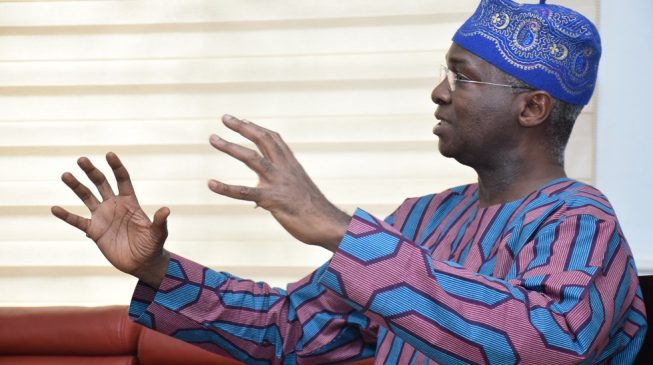 Fashola: Our roads are not as bad as they are portrayed