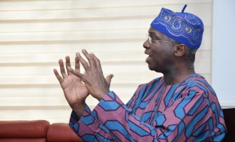 Fashola: Stop putting Nigeria down… this is a great country