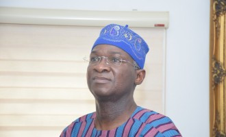 Buhari removes power from Fashola's brief
