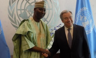 Nigeria expresses commitment to nuclear weapons-free world