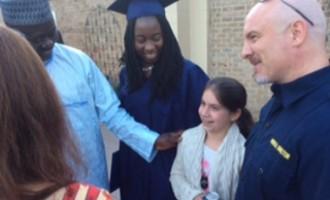 Two Chibok girls graduate from US high school