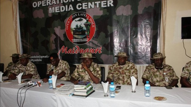 Army court-martials 14 officers accused of murder, kidnapping