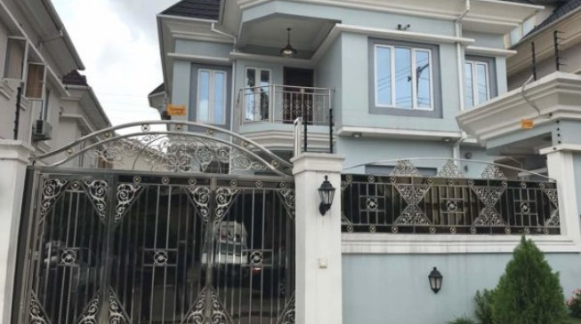 PHOTOS: Magodo houses owned by Evans, kidnap cartel leader