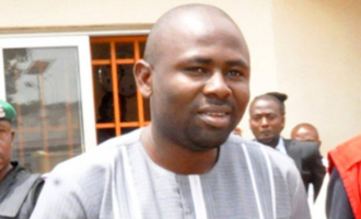 I have spent all the salaries I collected, sacked rep begs supreme court