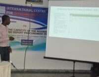 ICIR to train reporters on investigative journalism