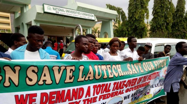 It's tough raising N1bn in recession — but LAUTECH alumni won't back down