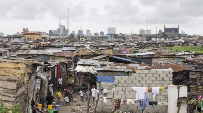 Two out of three people in Lagos 'live in slums'