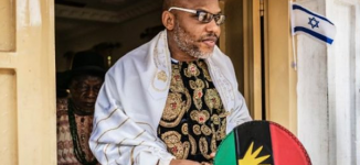 Soldiers 'block entrance' to Nnamdi Kanu's residence — 48 hours to parents' funeral