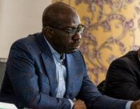 Obaseki: Tax revenues are used for execution of capital projects