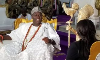 Ooni: If you are not happy with Buhari, vote him out