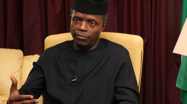 Osinbajo to foreign investors: Put your money in Nigeria now or risk regretting in 10 years