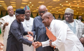 Governors seek fresh bailout from FG