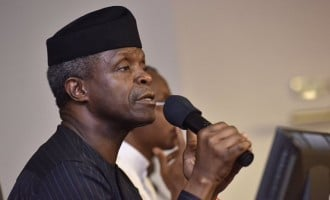 Research on 'post-oil world order' is key, Osinbajo tells stakeholders