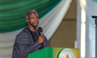 'Probes mustn't be on the pages of newspapers' — Osinbajo seeks revival of anti-graft war