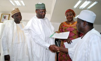 INEC issues certificates to five new political parties