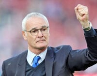Claudio Ranieri named manager of French side Nantes
