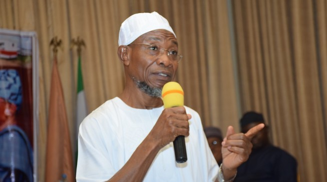Aregbesola: David functioned as a spiritual and governmental head