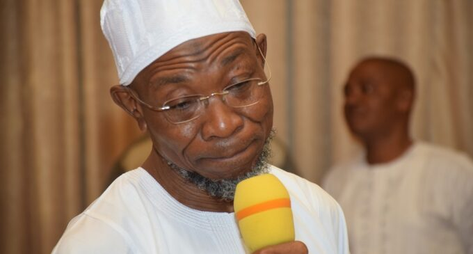 Aregbesola unveils 10-year development plan — five days to end of tenure