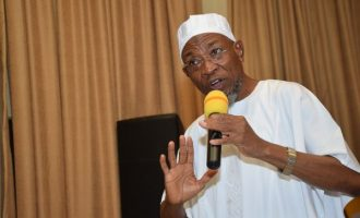 Aregbesola: Nigeria is being misled by badly groomed people