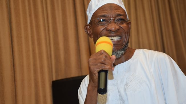 APC will 'leverage on Aregbesola's achievements' to win Osun guber poll