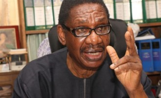 Sagay: SANs frustrating corruption cases should be barred from courts