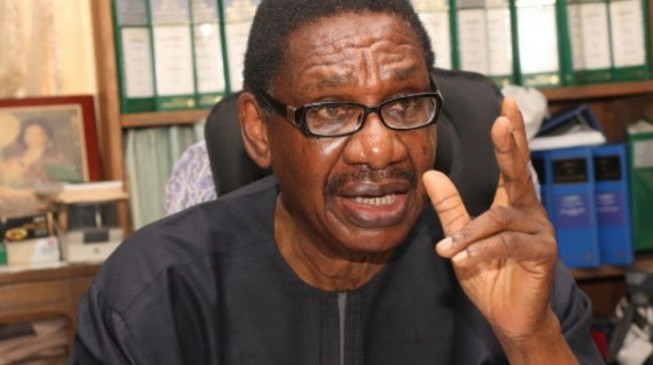 A disease is plaguing the n'assembly, says Sagay on reps opposition to NHIS ES suspension