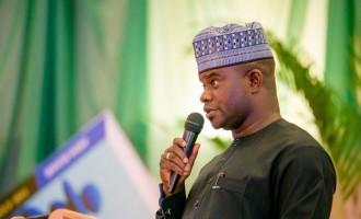 'Masquerades don't drive cars' — Yahaya Bello replies Faleke