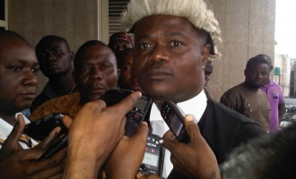 Nwofor, Sheriff's lawyer, loses SAN rank over alleged misconduct