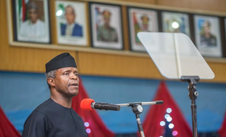 Osinbajo: Africa loses three times more than its annual foreign aid to tax evasion