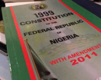 Insecurity: Group seeks constitution review for community policing