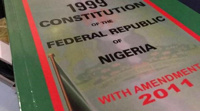Nigeria's constitutional crisis