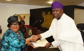 Ambode thanks LASIEC for delivering a 'free, fair and credible' election