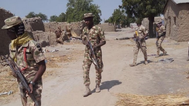 Army 'neutralises' four suicide bombers in three days
