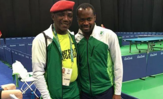 Dalung praises 'class act' Quadri, assures him of World Cup support