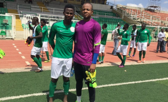Goalkeeper, Ezenwa, appointed skipper for CHAN qualifier